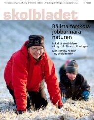skolbladet - Sundsvall