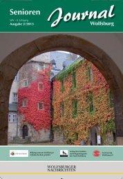 Seniorenjournal 2, 2013 (PDF, 3.5 MB) - Wolfsburg