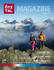 download Ötztal Summer Magazine
