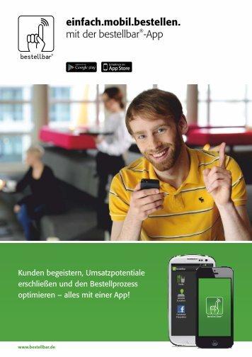 bestellbar-App - viadee GmbH