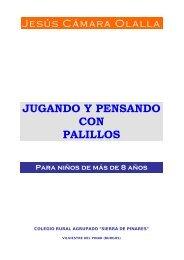JUGANDO Y PENSANDO CON PALILLOS