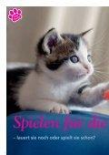 Freunde Magazin Winter 2013 S. 01 - Alles für Tiere - Page 6