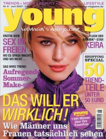 Young Magazin - ICOON