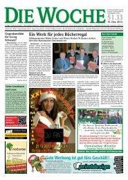 Ausgabe 51/13 - Redaktion + Verlag