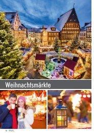 Weihnachtsmärkte - Ehrlich Touristik