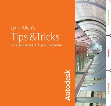 AutoCAD 2006 Tips n Tricks - WordPress.com