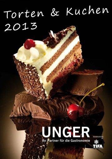 Torten & Kuchen 2013