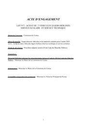 acte d engag Lot 2 - Mairie de Cestas