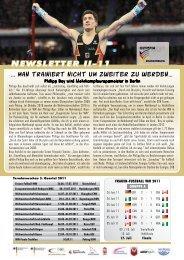 Newsletter II-2011 - OSP Brandenburg