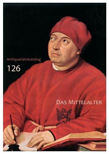 Antiquariatskatalog 126 anzeigen - VICO Wissenschaftliches ...