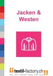 PDF-Katalog - Textil-Factory.ch