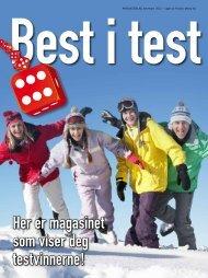 Last ned pdf utgave (5,8 Megabytes) - Best i Test