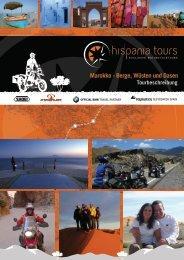 Marokko - Berge, Wüsten und Oasen - Hispania-Tours