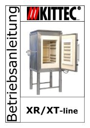 XR/XT-line - Keramik-Design