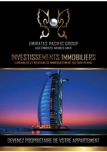 Téléchargez la Brochure - Emirates Pacific Group
