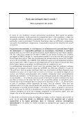 PARIS, UNE MÉTROPOLE DANS LE MONDE ? - Datar - Page 2
