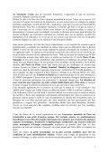 PARIS, UNE MÉTROPOLE DANS LE MONDE ? - Datar - Page 5