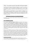 PARIS, UNE MÉTROPOLE DANS LE MONDE ? - Datar - Page 7