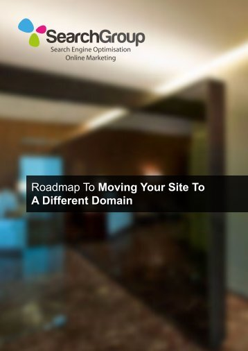 Roadmap To Moving Your Site To A Different Domain - Vorian Agency