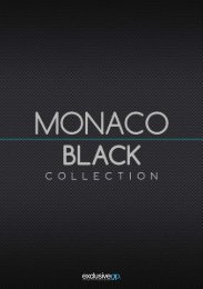 MONACO | Black Collection - Exclusive GP