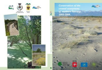 Conservation of the coastal ecosystems of northern Tuscany - Parco ...