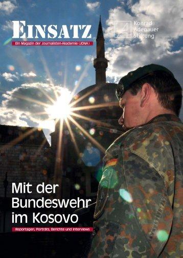 """Magazin """"Einsatz"""" - Journalisten Akademie"""