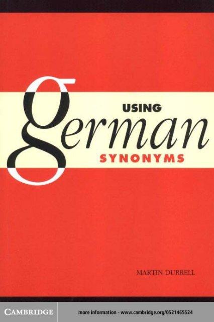 für und wider synonym