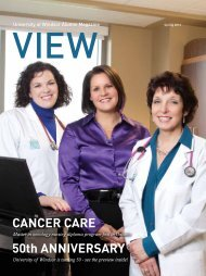 50th ANNIVERSARY CANCER CARE - University of Windsor