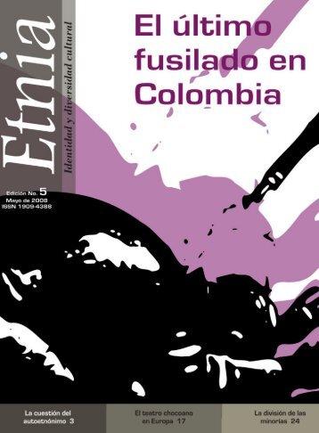 Page 1 Edición No. 5 Mayu :le EDGE ISSN '1 EDSABBB El teatro ...