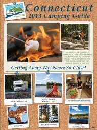 Camping Guide, Printable - Connecticut Camp Grounds
