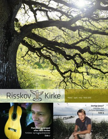 Koncerter forår 2013 Gospelkoncert - Risskov Kirke