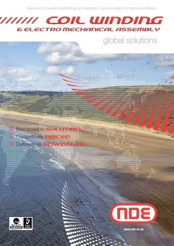 Brochure Download - North Devon Electronics