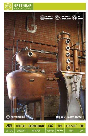 GREENBAR - Origin Beverage
