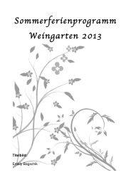 Anmeldung - Stadt Weingarten