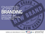 How to refresh your business logo and identity for a better image