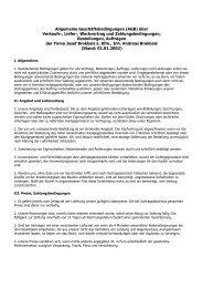 Download AGB - Datentechnik Hoffmann