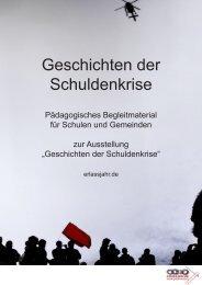 Download des Pädagogischen Begleitmaterials zur ... - Erlassjahr.de