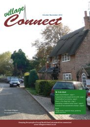 in this issue - Village Connect
