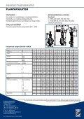 PRODUCTINFORMATIE PLAATAFSLUITER - Imbema Denso - Page 2