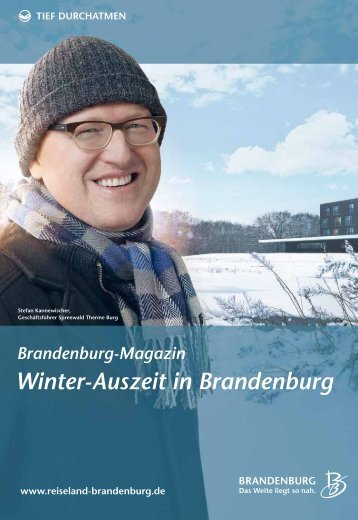 Winter-Auszeit in Brandenburg - Spreewald Thermenhotel