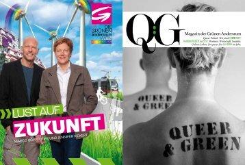 Queer & Green - Die Grünen Andersrum