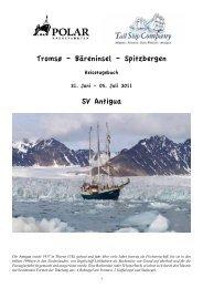 Antigua_21Juni-05Jul.. - Spitzbergen