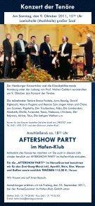 Konzert der Tenöre - HanseGourmet - Seite 2