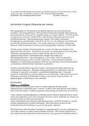 Utkast Rapport Pårørende som ressurs Gro ... - Helse Midt-Norge