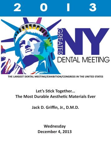 Griffin - Greater New York Dental Meeting