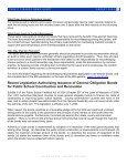 Public Finance News Alert - Venable LLP - Page 2