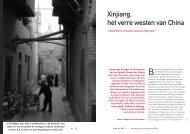 Xinjiang, het verre westen van China - China Nu