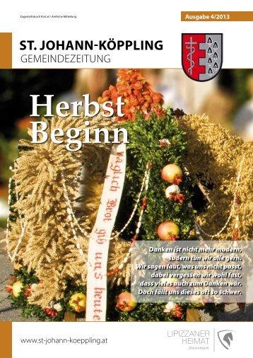 Ausgabe 04 - FC St. Johann - Köppling