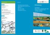 Programm - Arbeitsgruppe Artenschutz Thüringen e.V.