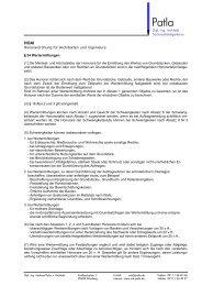 Auszug aus der HAOI §34 Wertermittlung - Patla.de
